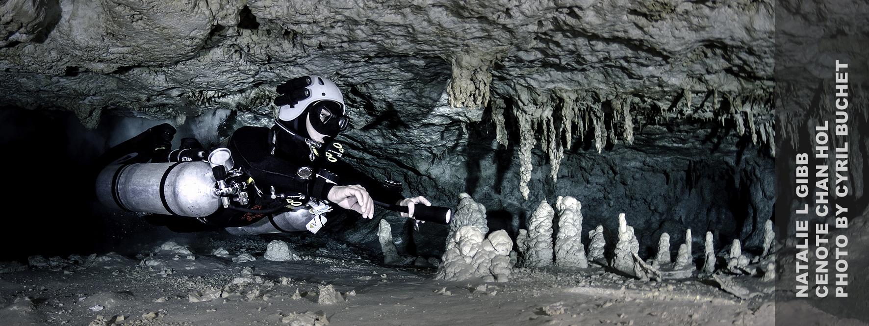 Natalie Gibb, Natalie Cave Diver, Natalie Mexico, Under the Jungle, Natalie Cave Explorer