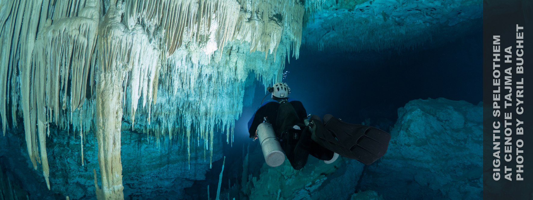 Under the Jungle, Cave Guide Mexico, Cenote Tajma Ha, Cenote Taj Mahal, Cyril Buchet Photography