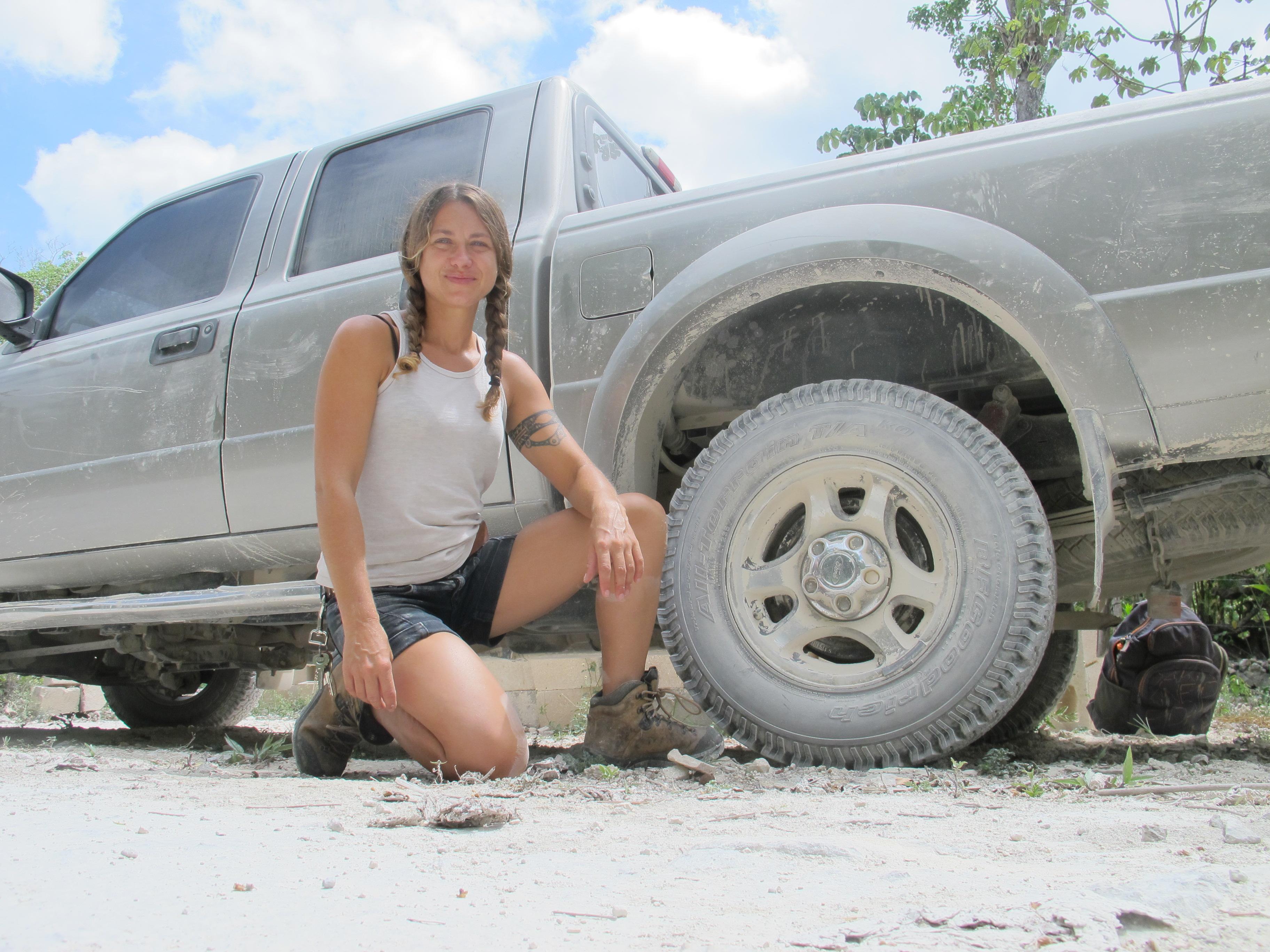 Natalie L Gibb, Cave Diving Instructor, Female Cave Diving Instructor, Cave Diving Instructor Mexico