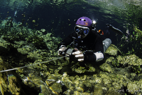 Intro to Cave Diver Skills: Primary Reel Retrieval