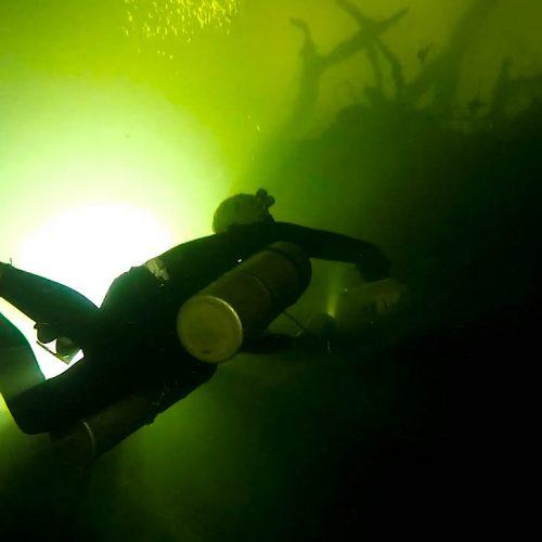 Cenote Tucan, Under the Jungle, Mexican Cave Exploration, Cenote Exploration, Vincent Rouquette-Cathala