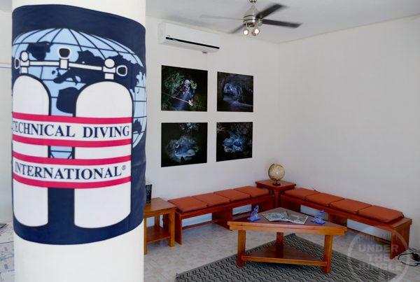 Under the Jungle, Tajma Ha Dive Shop, Taj Mahal Dive Shop, Tulum Cave Diving, TDi Dive Shop