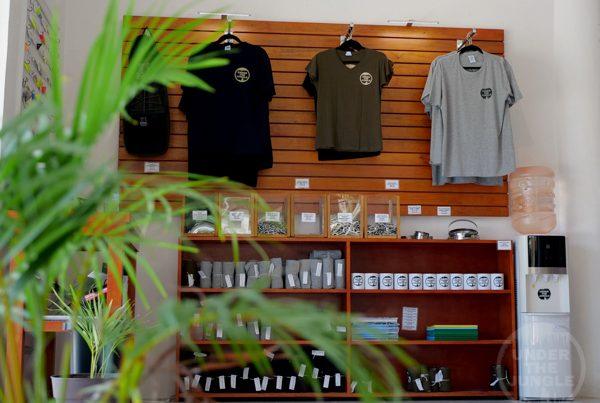 Under the Jungle, Under the Jungle Mexico, Mexico Cave Diving Shop, Tulum Cave Diving Shop, Tulum Cavern Diving Shop, Under the Jungle T-Shirts